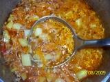 Polévka MIŠ-MAŠ recept