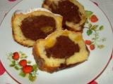 Broskvová bábovka recept