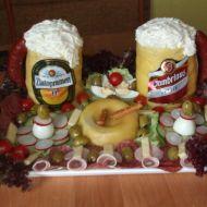 Slaný dort Půllitr recept