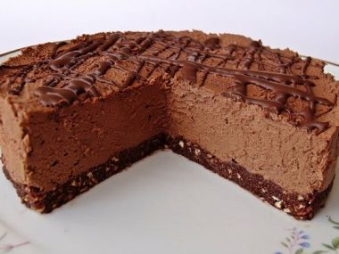 Čokoládová torta bez pečenia od maminky