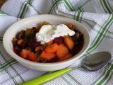 Vegetariánský boršč recept