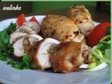 Kuřecí závitky s hlívou recept