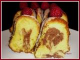 Bábovka s vaječným koňakem a jablkama recept
