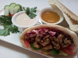 Kureci shawarma recept