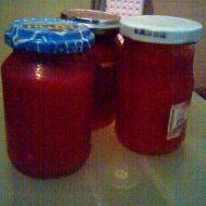 Papriková marmeláda recept