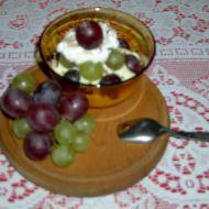 Dvoubarevný pohár recept