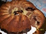 Pudinková bábovka ze 2 vajec recept