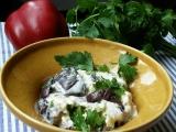 Lilek v jogurtu recept