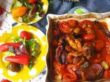 Pečená kuřecí stehna na červeno recept