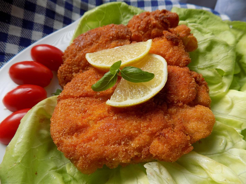 Kuřecí citronové řízky recept