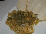 Česnek na řecký způsob recept