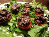 Rajčata s quinoa kaviárem recept