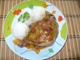 Kuře na zeleninové směsi recept