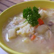 Máslové knedlíčky do polévky recept