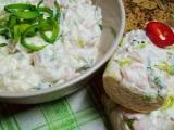 Sýrová pomazánka s porkem recept