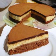 Čokoládová buchta s kokosem recept