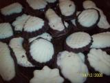 Tmavo-bílá čokoláda recept