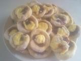 Koláčky z taveného sýra recept