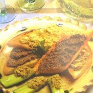 Tapenade z černých oliv recept