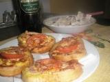 Toastíky obalované v šunce a sýru-rychlá večeře recept ...