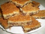 Čoko-kokosové řezy recept