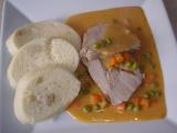 Špikovaná vepřová pečeně po bratislavsku recept