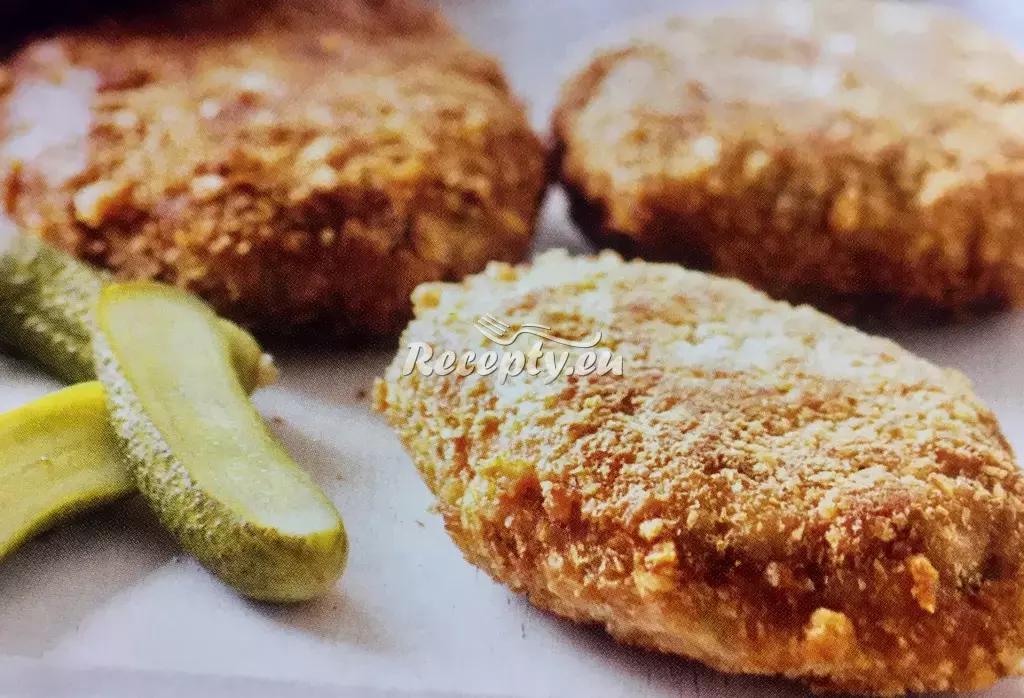Holandský řízek se sýrem recept  mleté maso