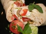 Řecké tortilly recept