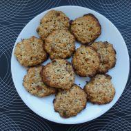 Zdravé ovesné sušenky recept