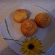 Sýrovo-vaječné placičky recept