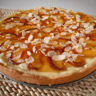 Ovocný koláč z křehkého těsta recept