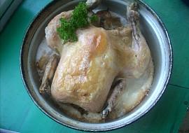 Kuře na soli recept