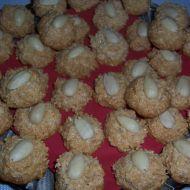 Vanilkové kokosky s mandlemi recept