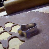 Kakaové těsto na cukroví recept