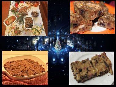 Vánoční hubník, houbovec a kuba