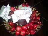 Třešně+agar+banán = naprosto zdravý džem recept