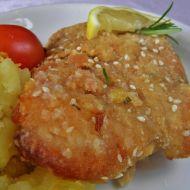 Zapečené rybí filety recept