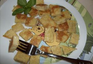 Oblibená omeleta mých dětí