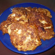 Kuřecí řízky v česnekovém těstíčku recept
