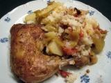 Maďarské kuře recept