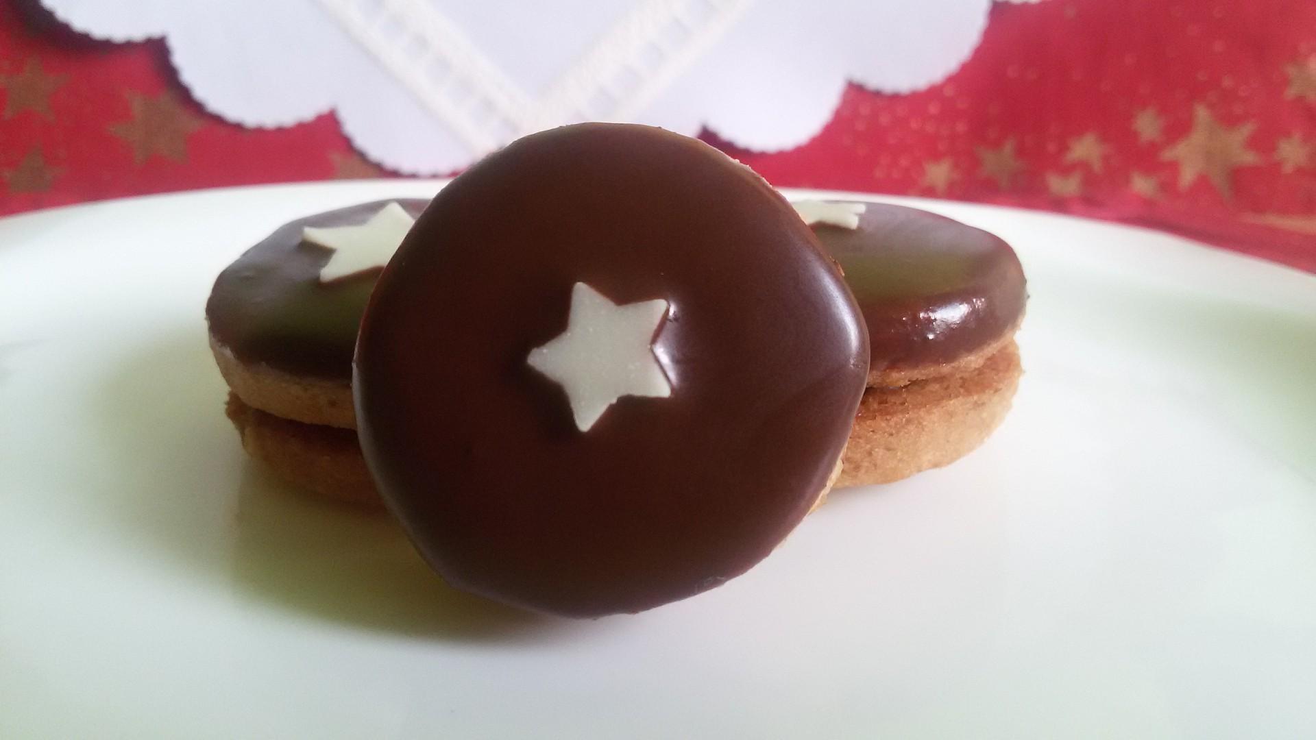 Ořechovo-zázvorové koláčky recept