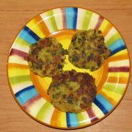 Kapustové karbanátky bez masa recept