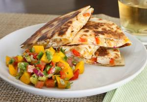 Quesadillas II.