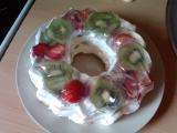 Nepečený dort AMAROUN recept