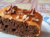 Perník s pomerančovou polevou a pekanovými ořechy recept ...