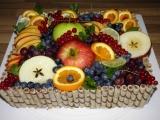 Dort ovocná zahrádka recept