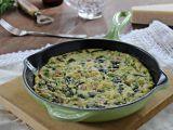 Cuketová omeleta recept