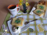 Velikonoční moučník s barevným motivem recept