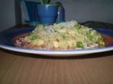 Moje kuřecí kari rizoto recept