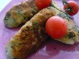 Bramborové krokety se špenátem recept